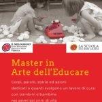 Master in Arte dell'Educare